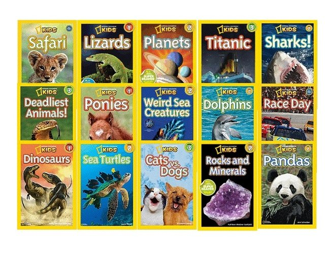 Readers Complete Collection (64 Books)
