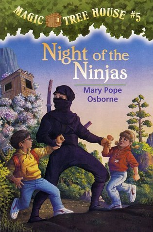 Night of the Ninjas (MTH # 5 ) - comprar online