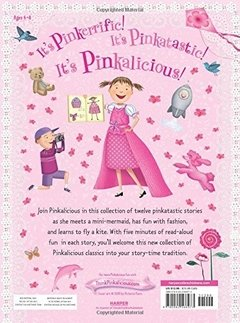 Pinkalicious: 5-Minute Pinkalicious Stories - comprar online