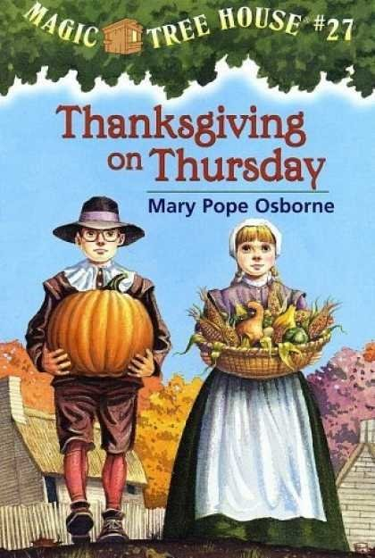 Thanksgiving on Thursday (MTH # 27)