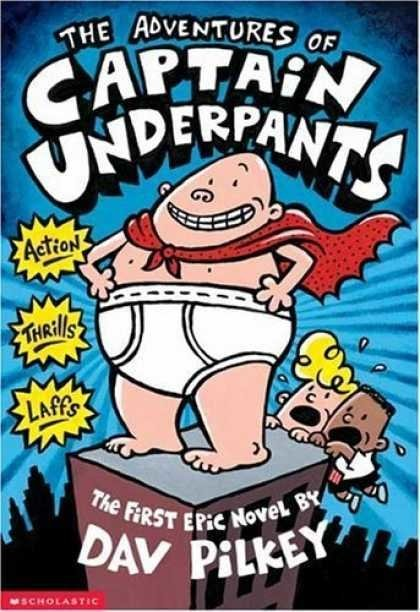 Captain Underpants # 1