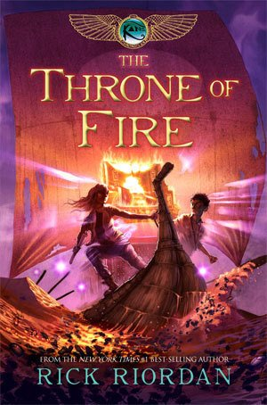 Throne of Fire: Book 2