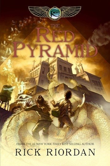 Red Pyramid:Book 1