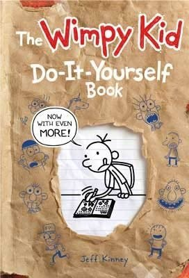 Do it Yourself Wimpy Kid