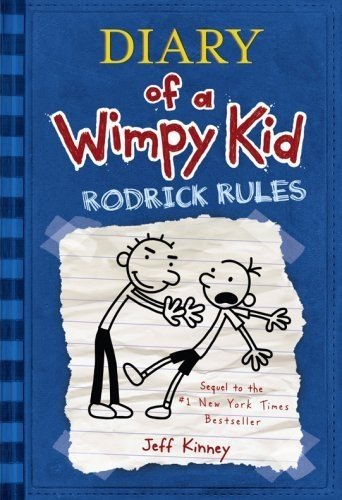 Wimpy Kid # 2 Rodrick Rules