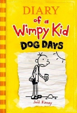 Wimpy Kid # 4 Dog Days