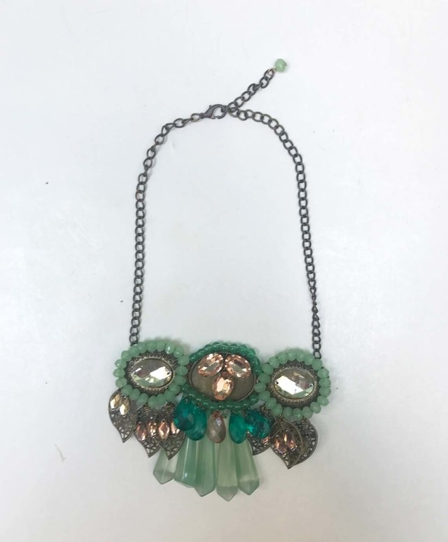 COLLAR FLOWER GATSBY