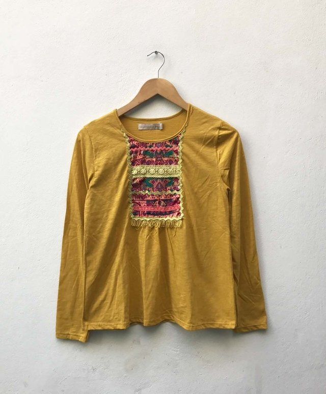 REMERA INDIAN - comprar online
