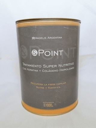Baño Point X 1kg - Angelis
