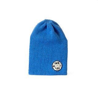 Light Blue Woolen Beanie on internet