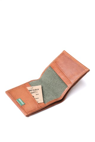 Mast Wallet Military Green