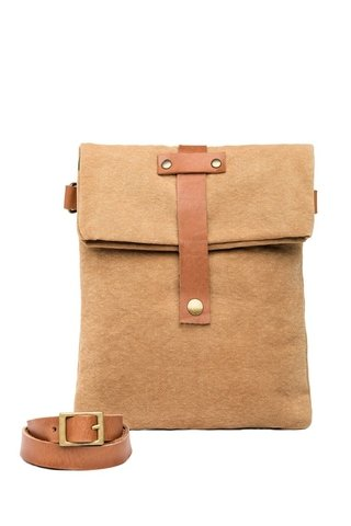 Hampton Messenger Camel Brown