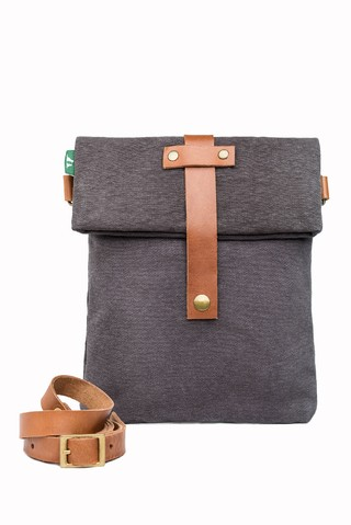 Hampton Messenger Dark Grey - buy online