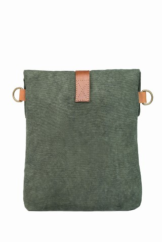 Hampton Messenger Military Green - Tincho & Lola