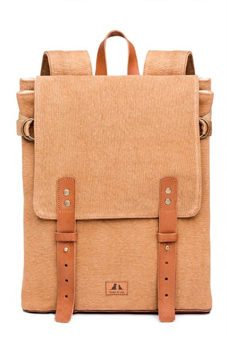 Proa Backpack Camel Brown