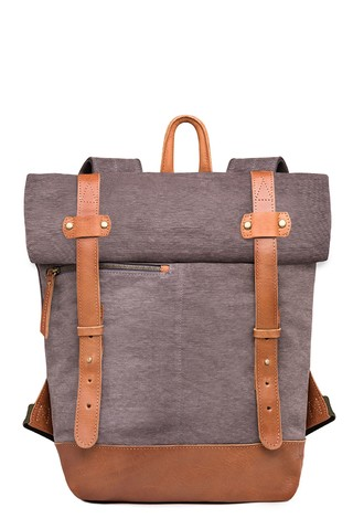 Redwood Backpack Dark Grey
