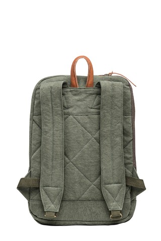Frey Backpack Military Green - Tincho & Lola