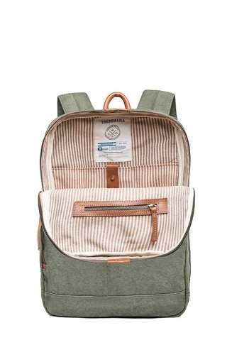 Frey Backpack Military Green - online store