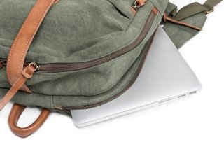 Image of Frey Backpack Military Green