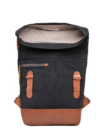 Redwood Backpack Black - Tincho & Lola