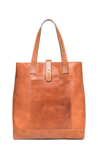 Pampa Tote White Label® Tobacco Brown