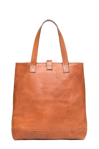 Pampa Tote White Label® Tobacco Brown - buy online