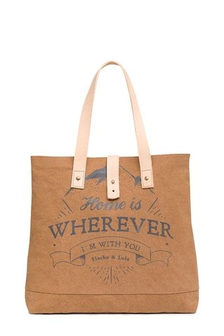 Yosemite Canvas Tote