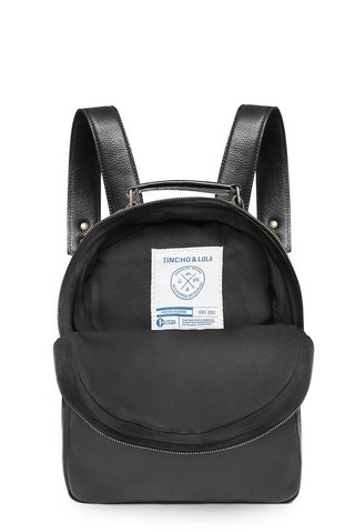 Portland  White Label® Backpack Black - buy online