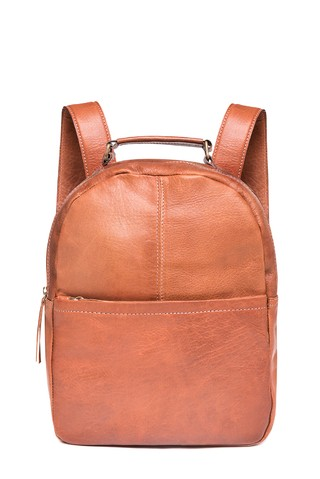 Portland  White Label® Backpack Tobacco Brown - online store
