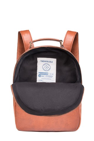 Image of Portland  White Label® Backpack Tobacco Brown