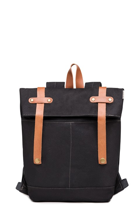 RW Mini Backpack Black - Tincho & Lola
