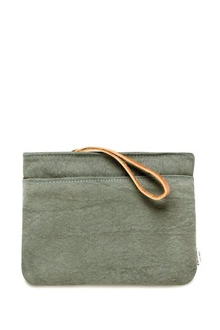 Oahu Clutch Military Green - buy online