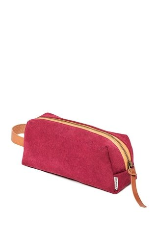 Coihue Dopp Kit Bordeaux