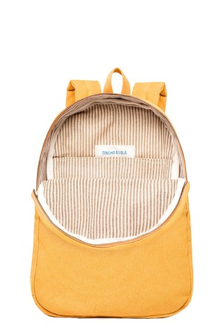 Oregon Backpack Corn Yellow - Tincho & Lola