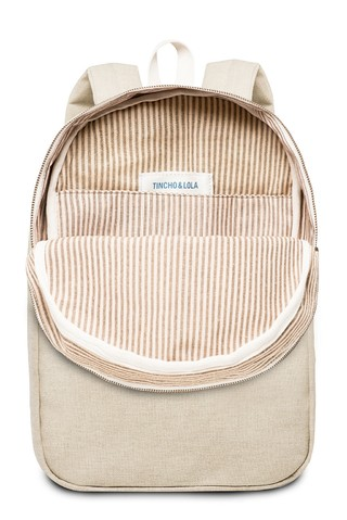 Oregon Backpack Pepper Beige