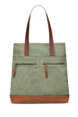 Brighton Tote Olive Green - buy online