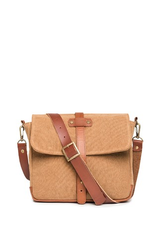 LAX Messenger Camel Brown - buy online