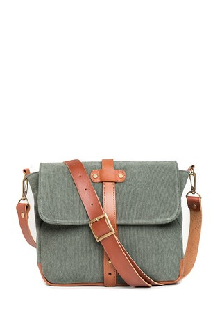 LAX Messenger Military Green - buy online