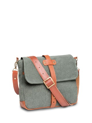 LAX Messenger Military Green on internet