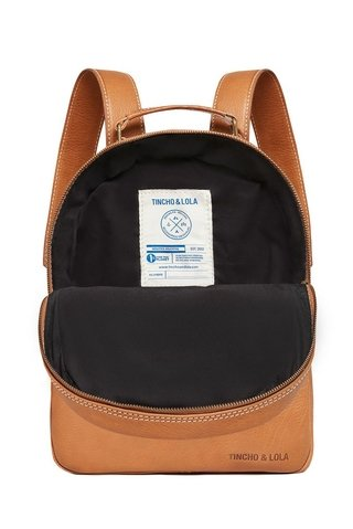 Portland  White Label® Backpack London Brown - Tincho & Lola