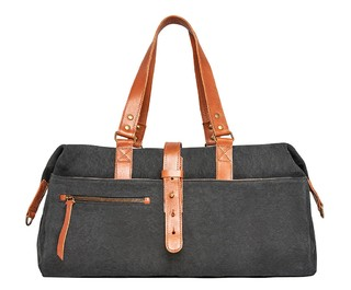 Irvington Mini Weekender Black - buy online