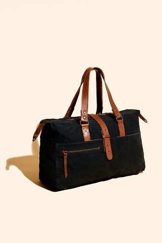 Irvington Mini Canvas Weekender
