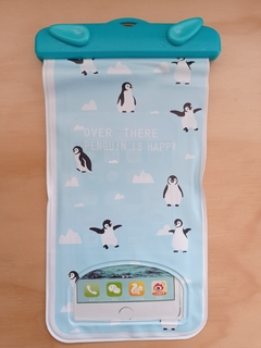Waterproof Pinguinos