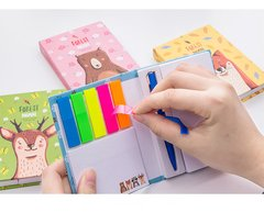 Set Post-it Forest Animal en internet