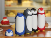Botellita térmica Pingüinos Ecofriendly