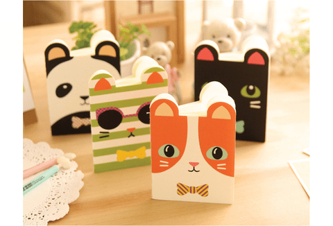 Mini libreta de bolsillo Cool Cat