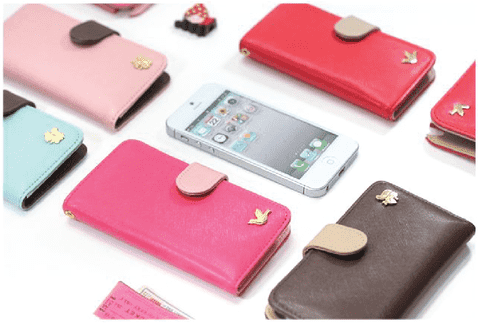 Estuche celular multifuncional Iphone 6