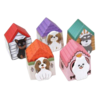 kitty puppy house post it perritos