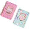 Mini libreta sparkly cat
