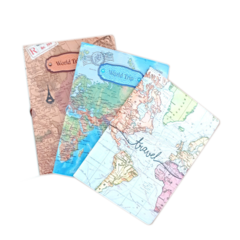 Portapasaporte Travel The World